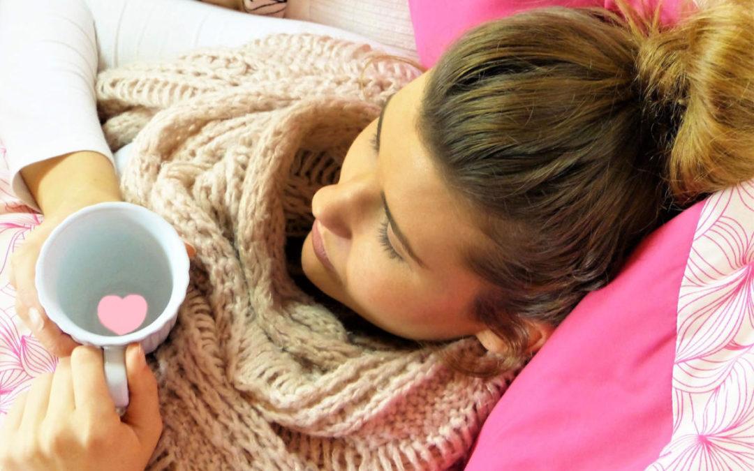 Grippe Impfung und Influenza Behandlung