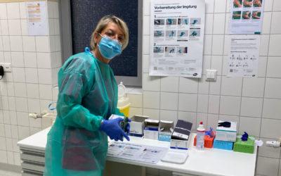 Corona-Schutzimpfung: Wir krempeln die Ärmel hoch